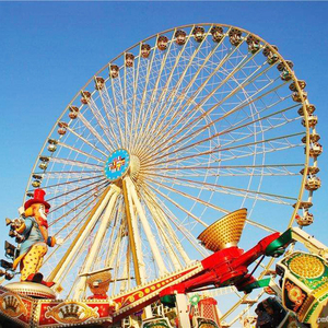 air conditioner 50m alloy ferris wheel for sale