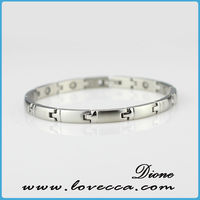 Factory Price Germanium Bracelet Silver Health