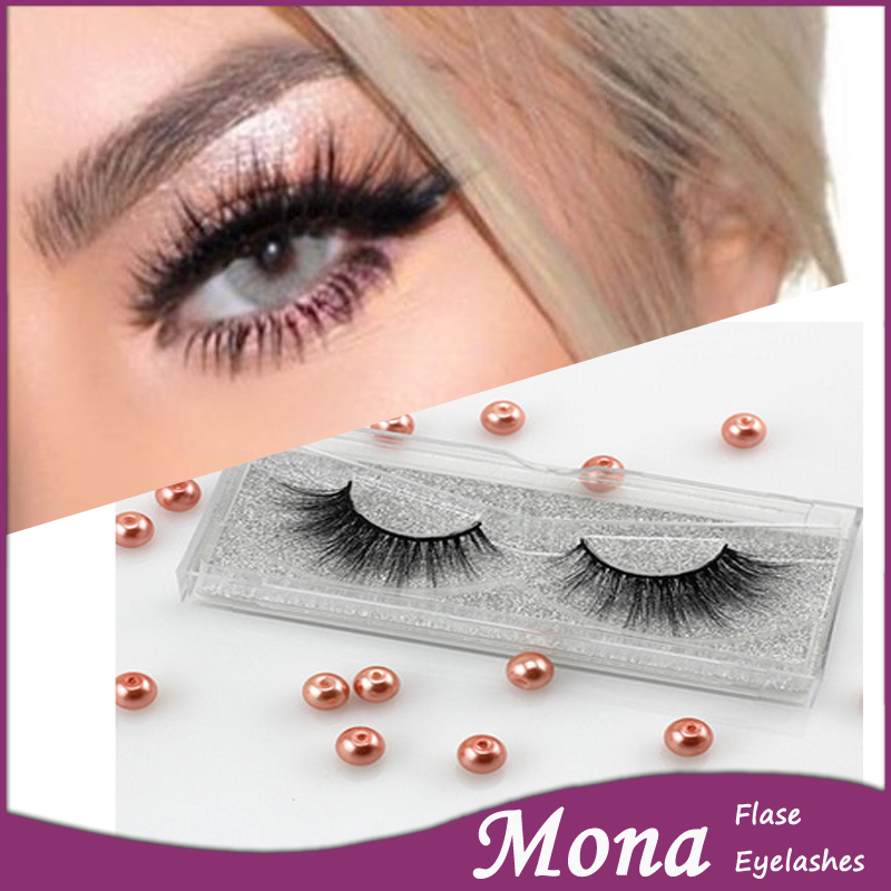 Hot selling your own brand mink eyelashes