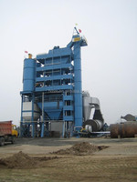 Best Quality 280tph fix Asphalt Mixing Plants HMAP-ST3500