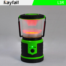 Green Led Rechargeable Portable Emergency Light Lantern