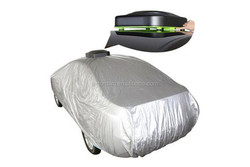 Colorful Folding Car Cover Smart Car Body Covers Polyester Car Covers