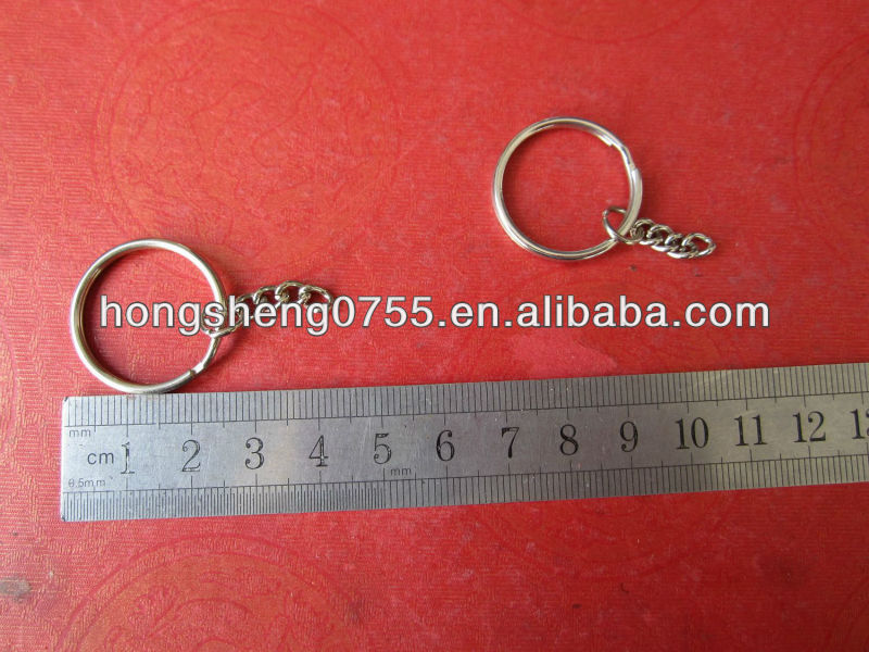 Cheap Price Metal Key Ring,Iron Material Gifts Keychain,Metal Keychain For Promotional Gifts Decoration