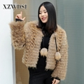 CX-G-A-192D Raccoon fur down jacket/coat