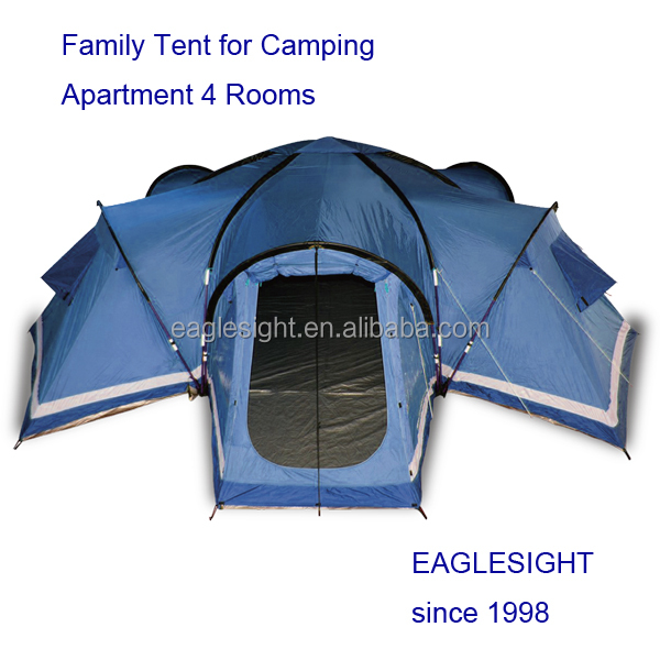 High quality customized extra large luxury camping tent