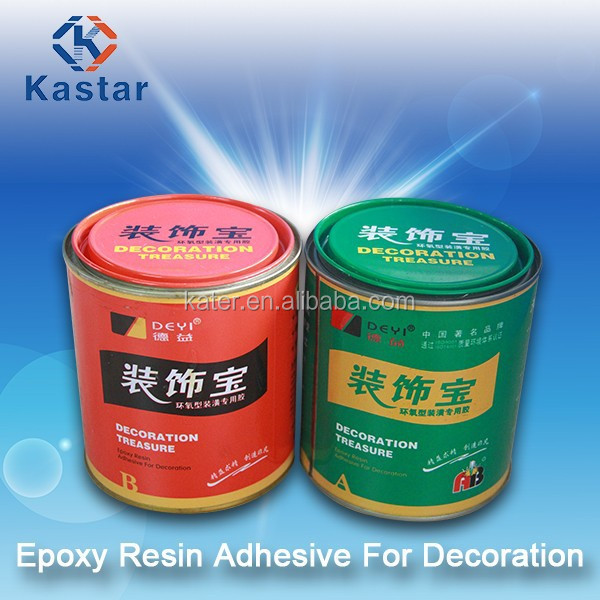 Trade Assurance epoxy resin concrete adhesive for construction decoration