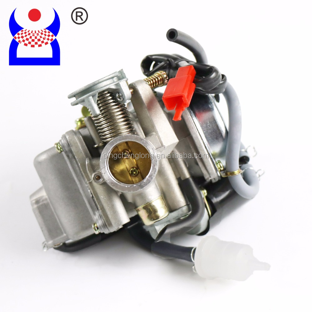 Dingchenglong factory sale motorcycle carburetor PD24JC kf carburetor