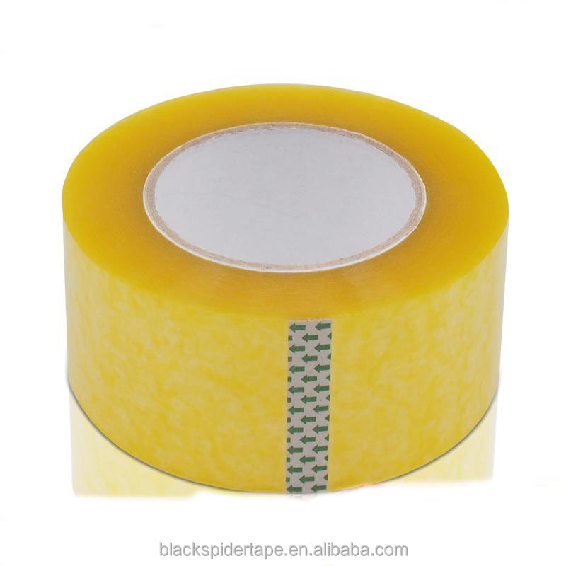 2018 new products Nature Rubber Clear Bopp Adhesive Packing Tape