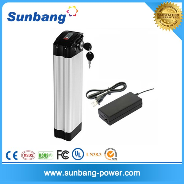Hot sale 36v li-ion battery pack electric bicycle battery 36v 14ah with samsung cells