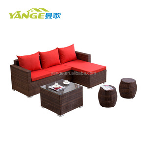 China supplier outdoor garden furniture import rattan patio furniture