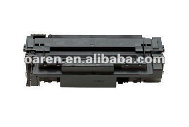 compatible HP Q7551X HP 51X black toner cartridge