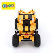 Hot Selling Recycled Plastic Bricks Construction Toys For Adults