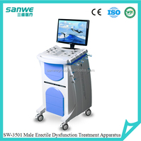 ED therapeutic apparatus,Male sexual dysfunction diagnostic,urology penis erectile ejaculation dysfunction treatment system