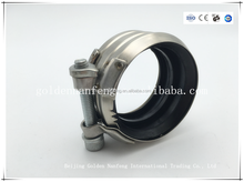 Stainless Steel Black High Pressure Hose Clamps