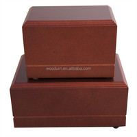 Makey's Golden Supplier Fast Shipping MDF Ash Cremation Box