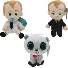 Hot-Sale Brand-New Best Value Special Offer Ornament Stuffed and Plush Toys Baby and Pet Dog The Boss Baby