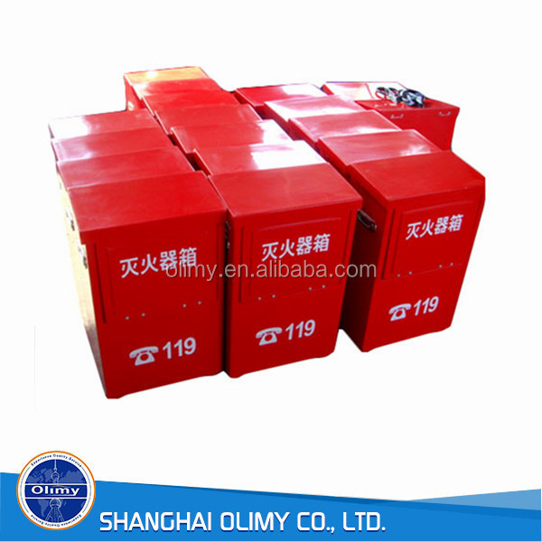 fire fighting apparatus frp extinguisher fiberglass box