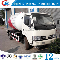 Dognfeng Howo RHD LHD 2 axles LPG BOBTAIL tank truck 24 cbm lpg delivery truck LPG Bobtail & Road Tankers manufacturer