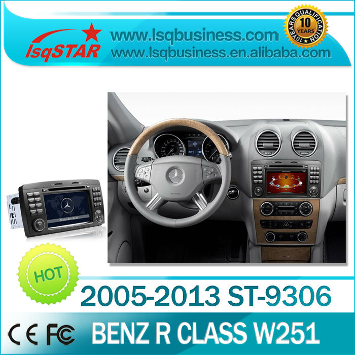 car gps for Mercedes-benz R CLASS W251(2005-2012)