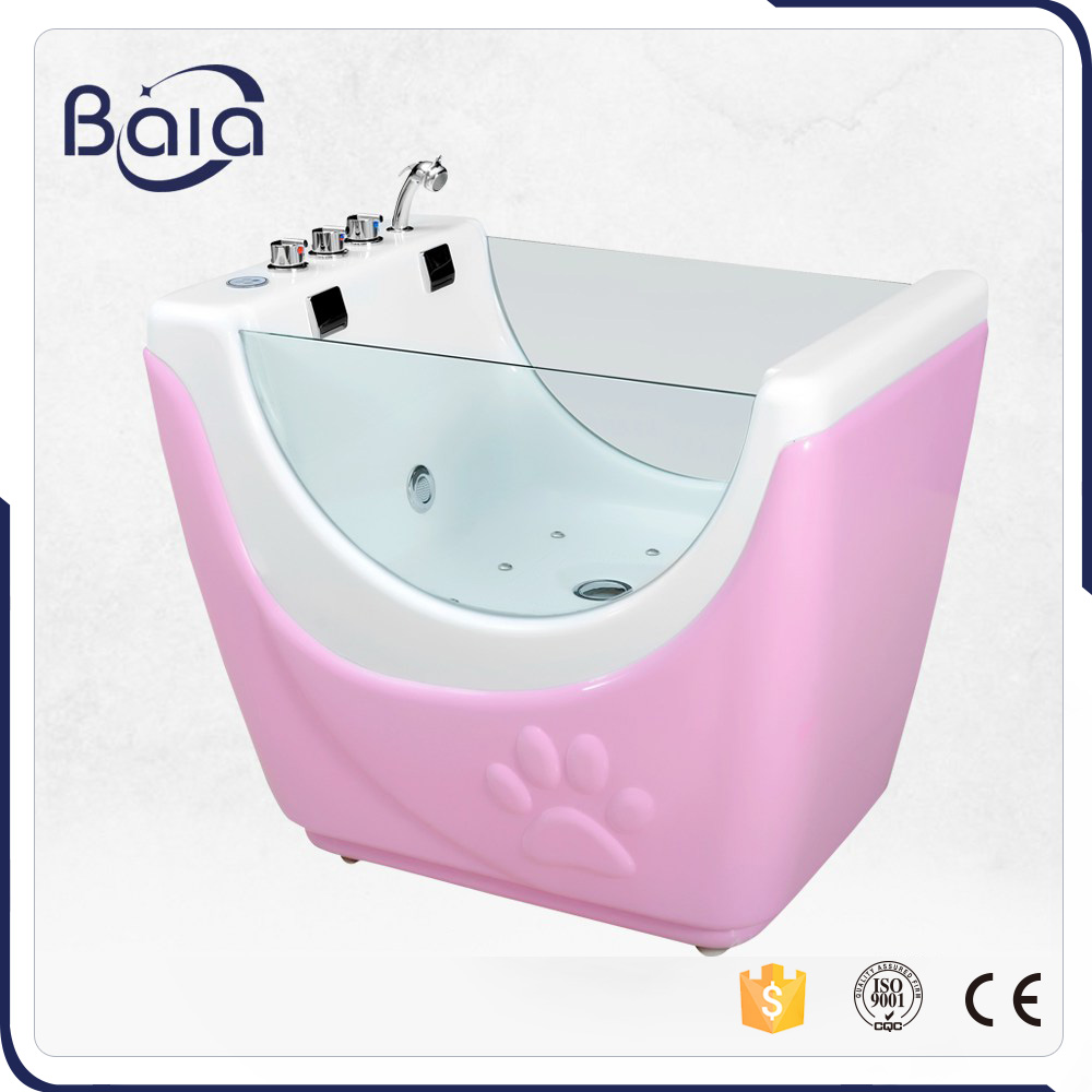 2016 new dog grooming bath pet grooming tub for dog groom
