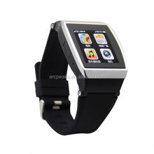 2.0 inch Android 4.1.1 Smart Watch MTK6515M 1.0GHz RAM 512MB ROM 4GB