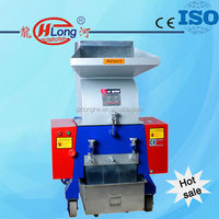 easy-operating plastic recycling grinder machine