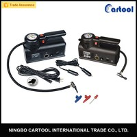 AC 220V 230V 110V air compressor DC 12V car tyre inflator