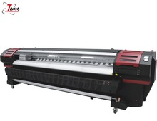 large format solvent printer crystaljet 4000 6000 series printer for outdoor printing