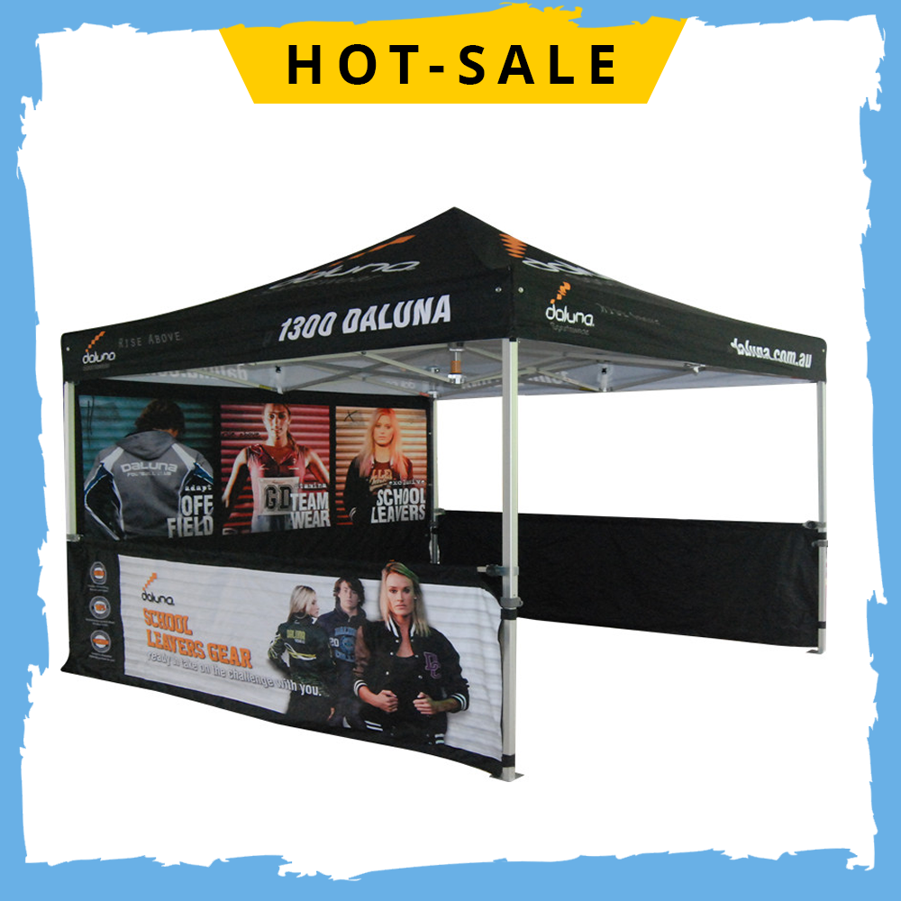 Customized Aluminum Frame Waterproof Folding Tent/Gazebo/Marquee/Canopy Tent