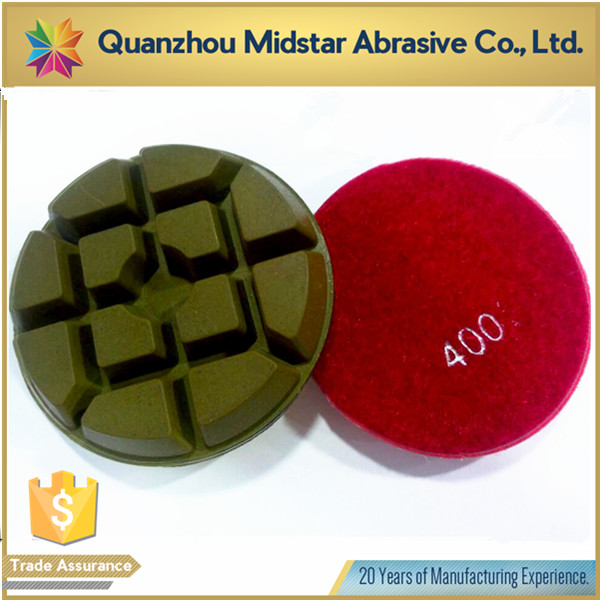 wholesale diamond floor polishing pad for concrete