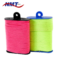 High Strength Tiger Braided Nylon Flat