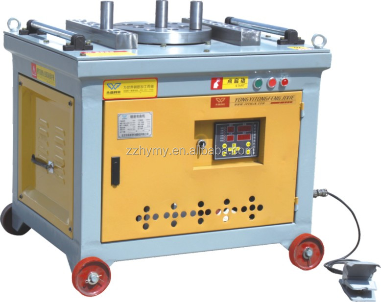 Hot sale in India/Malaysia/Vietnam/South Africa/Africa/ Europe/Brazil Rebar Bending Machine