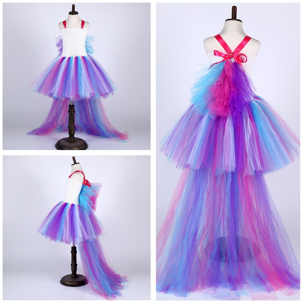Magnífico Niñas Vestidos De Fiesta Del Diseñador Foto - Vestido de ...