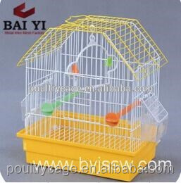 BAIYI Hot Sale Small Bird Cage For Parrot (Manufacture, Direct Sale)