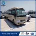 2015 Year LHD used passenger coaster bus 23 seats for sale