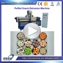Rice Chips/crispy making extruder machines / food machinery