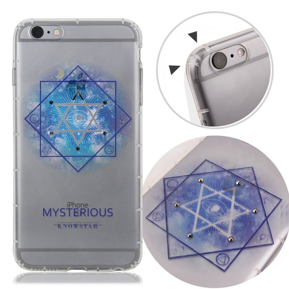 Customized models popular brands Drop resistance Crystal Phone Case