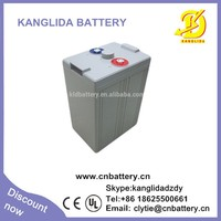 deep cycle agm battery 2v 200ah, lead acid battery