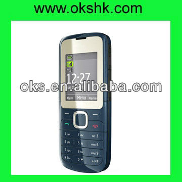original mobile C2-00 cell phone with dual sim