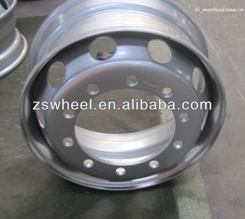 Wheel rim 22.5x9.00 with good quality