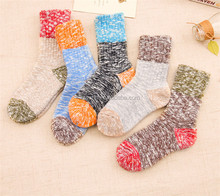 Custom special style christmas ankle socks for womens
