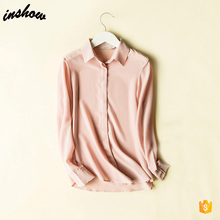 OEM Lady Silk Shirt Women's Clothes