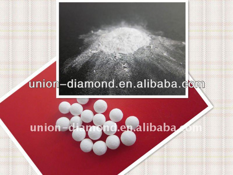 High purity 5N aluminum oxide powder, ball, pellet and crackle for sapphire