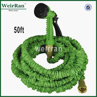 (103052) high quality natural rubber magic hose for garden expandable hose