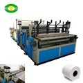 High strength embossing rewinding toilet paper machine price