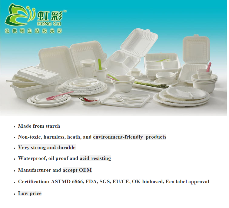 making a biodegradable plastic using starch Pla (polylactic acid) comes from fermented plant starch (mostly from corn), and is often referred to as corn starch plastic it is becoming.