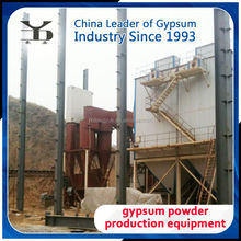 plaster of paris gypsum powder production machine