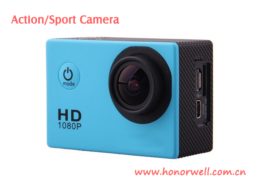 Wifi Action Camera Full HD 720P 1080P Waterproof Sport DV