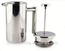 2015 New design stainless steel tea pot/russian samovar