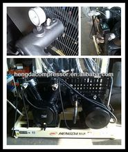 70CFM 870PSI Hengda high pressure compressor airman